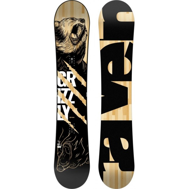 Placa Snowboard Raven Grizzly 8