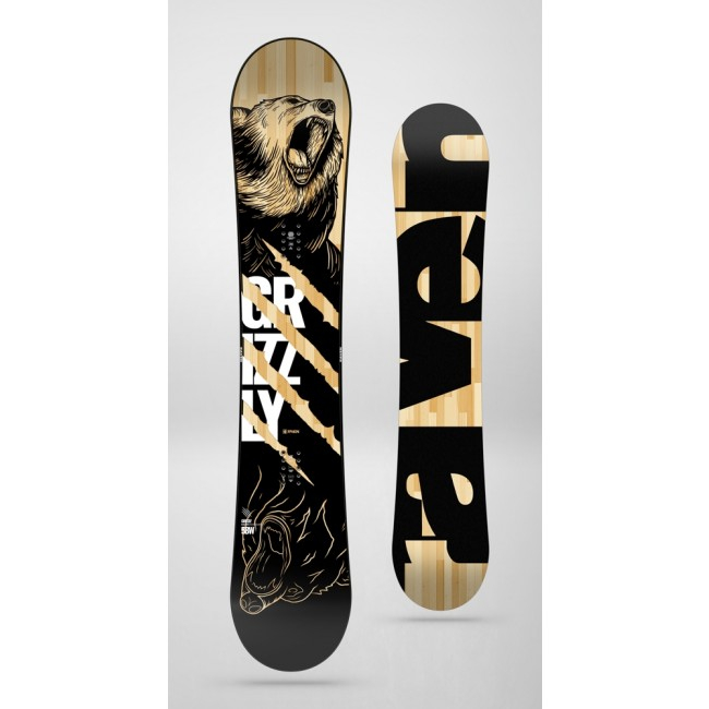 Placa Snowboard Raven Grizzly 1