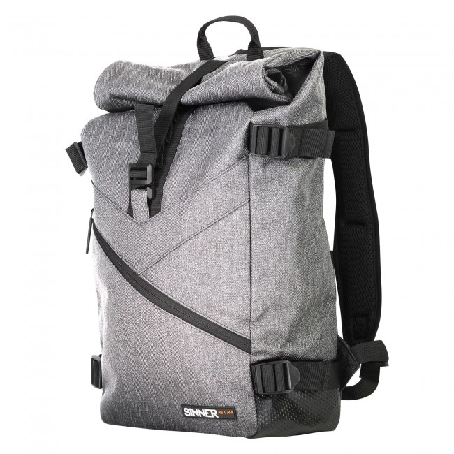 Rucsac Sinner Alyeska Light Grey 0