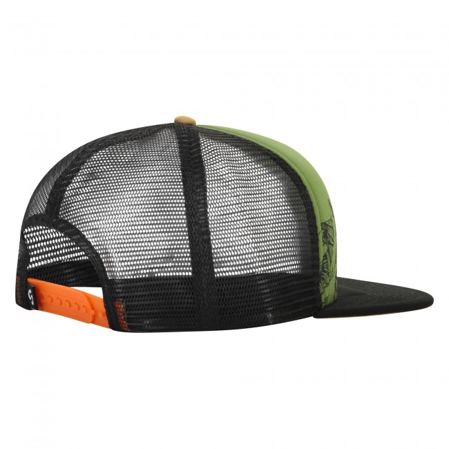 Sapca Sinner CAP MOUNTAINS MOSS GREEN UNI 1