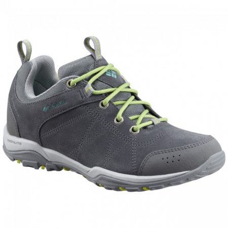 Bocanci Columbia Fire Venture Low Waterproof - Gri -Dama0