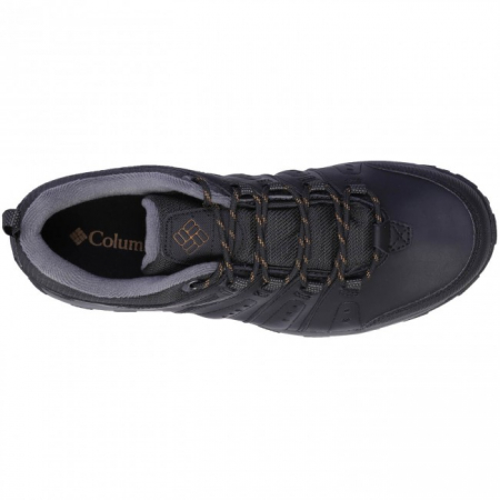 Columbia Incaltaminte Woodburn II Waterproof 010-Black1