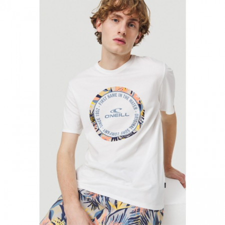 O'Neill Tricou LM Makena T-Shirt 1030-Powder1