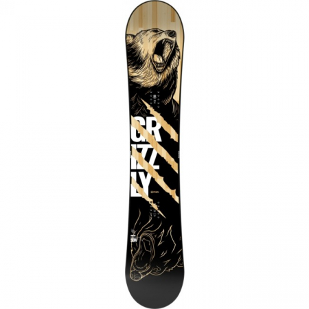Placa Snowboard Raven Grizzly0