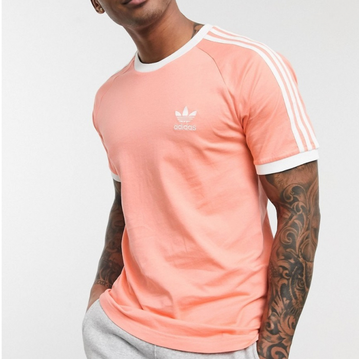 3-STRIPES TEE - TREFOIL 0