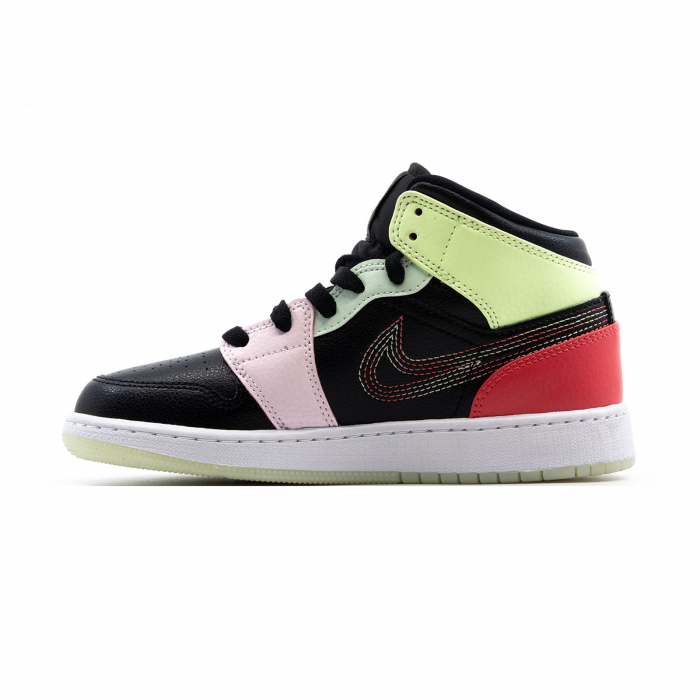 Air Jordan 1 Mid Se (gs) 1