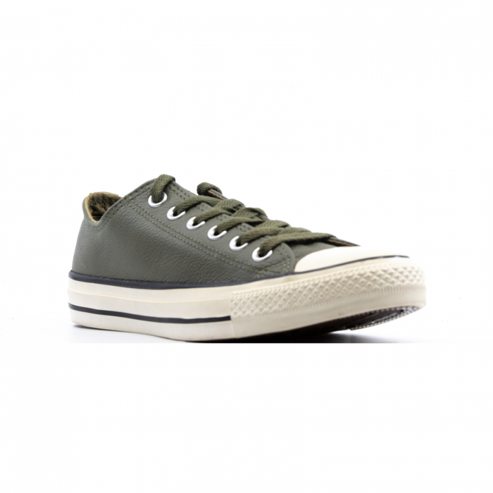CT All Star OX Leather 2