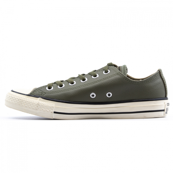 CT All Star OX Leather 1
