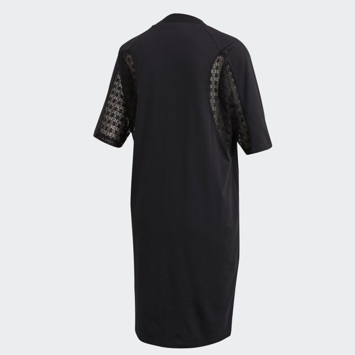 LACE TEE DRESS 2