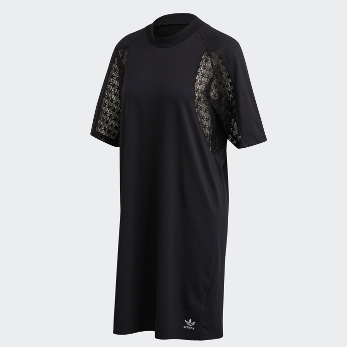 LACE TEE DRESS 1