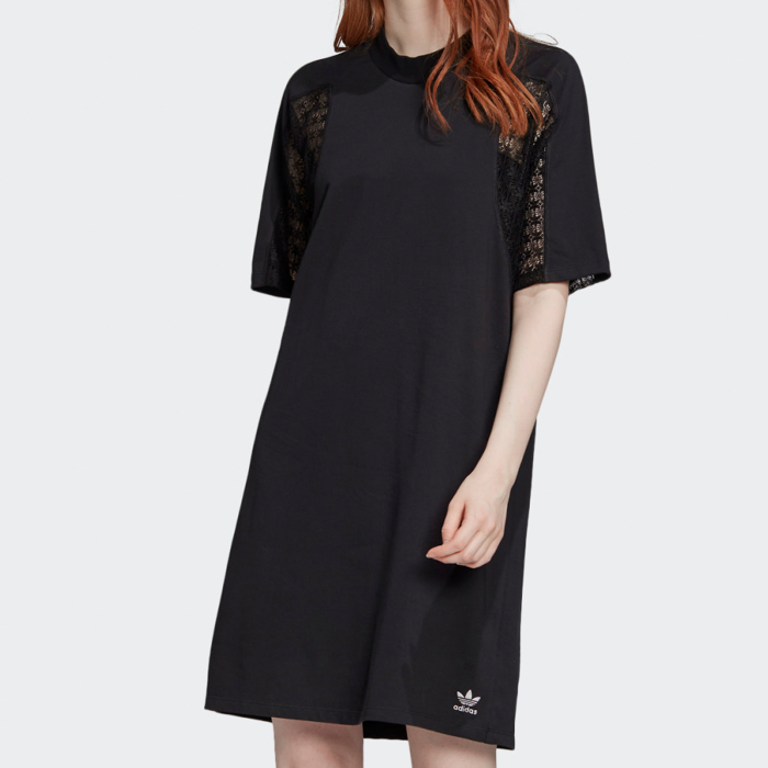LACE TEE DRESS 0