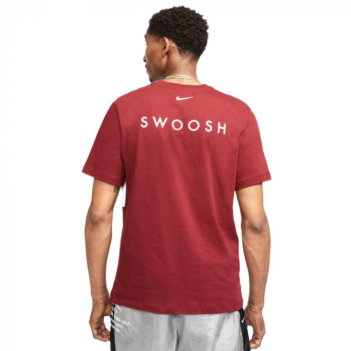 M NSW SWOOSH TEE SS 1