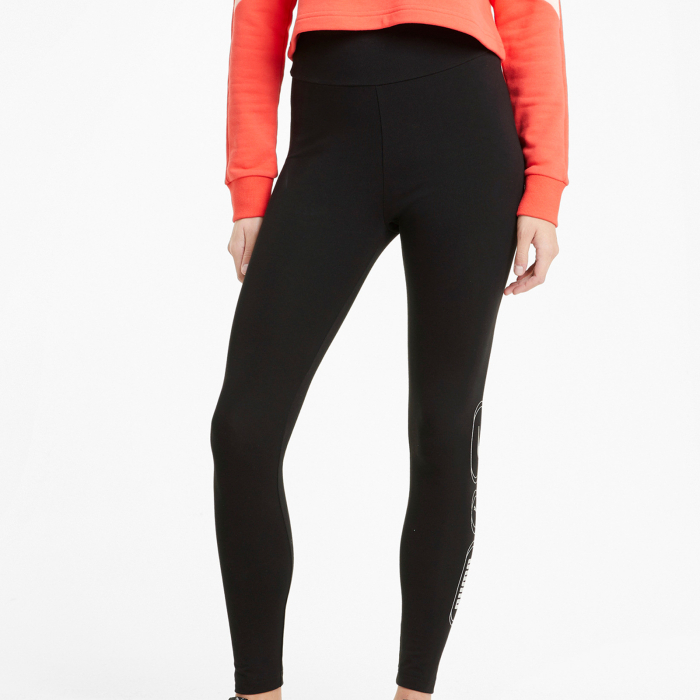 Rebel High Waist 7 8 Leggings 0