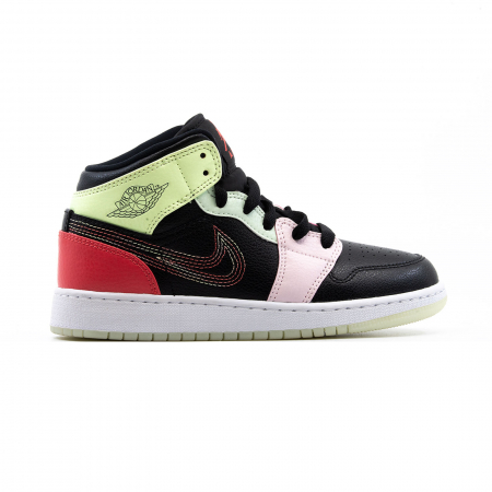 Air Jordan 1 Mid Se (gs)0
