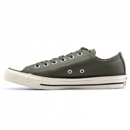 CT All Star OX Leather1