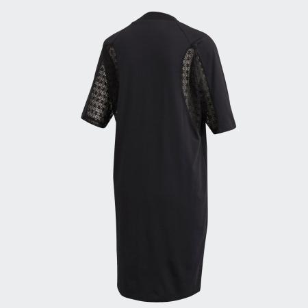 LACE TEE DRESS2