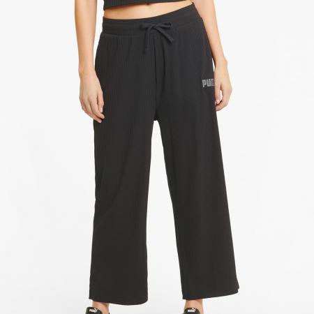 Modern Basics Ribbed Wide Pants0