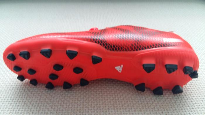 adidas Copii f10 ag Ghete Fotbal Teren Sintetic Rosu/Negru 1