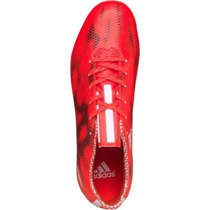 adidas Copii f10 ag Ghete Fotbal Teren Sintetic Rosu/Negru 3