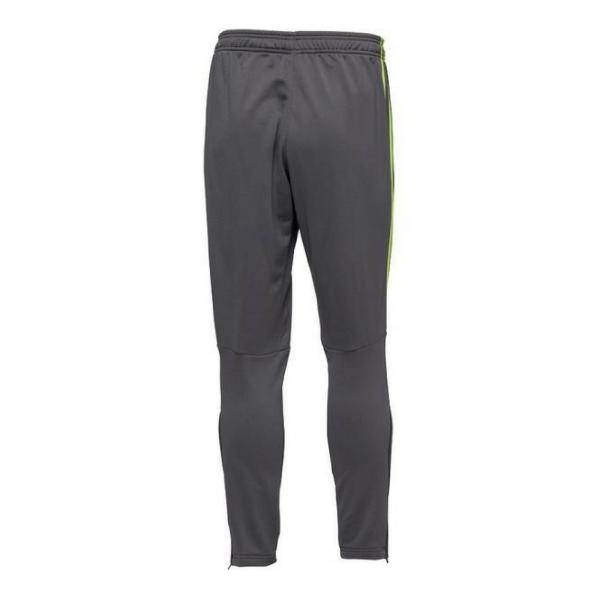 adidas Baieti/Barbati Pantaloni Trening Fotbal Chelsea 3 Stripe Climacool Gri 1