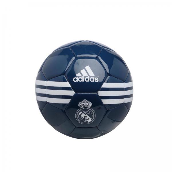 adidas Real Madrid Minge Fotbal Albastru 0