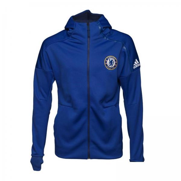 adidas Baieti/Barbati Chelsea Hanorac Albastru 0