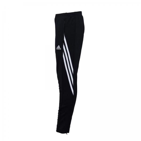 adidas Baieti Sereno 14 Pantaloni Trening Antrenament Negru/Alb 0