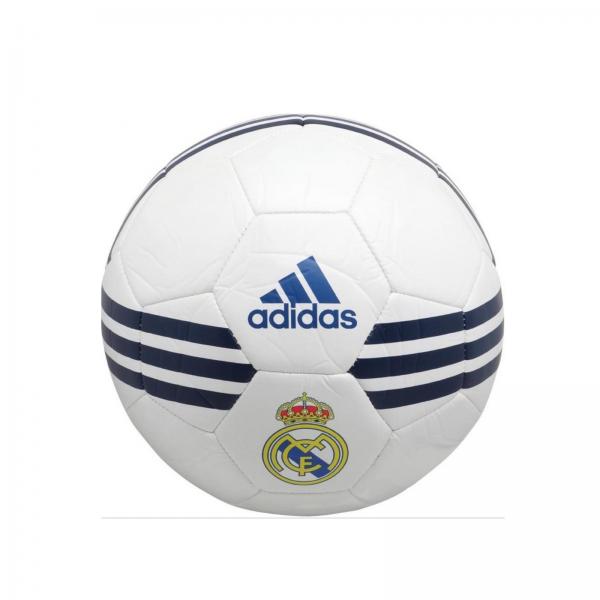 adidas Real Madrid Minge Fotbal Alb 0