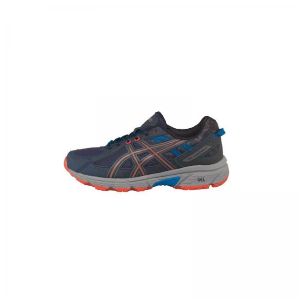 Asics Baieti Gel Trail Adidasi Alergare Albastru 0