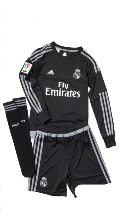 Real Madrid kit portar 0