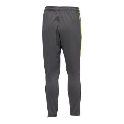 adidas Baieti/Barbati Pantaloni Trening Fotbal Chelsea 3 Stripe Climacool Gri1