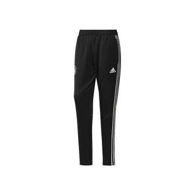 adidas Baieti Pantaloni Antrenament Fotbal Germania Alb/Negru0