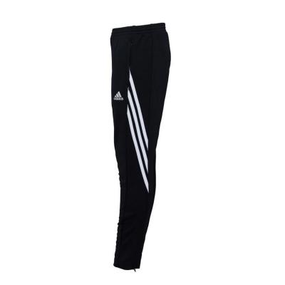 adidas Baieti Sereno 14 Pantaloni Trening Antrenament Negru/Alb0