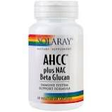 AHCC plus NAC & BETA GLUCAN 30cps SECOM 0