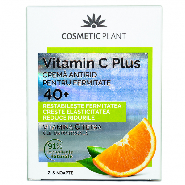 CREMA ANTIRID PT.FERMITATE 40+ VITAMIN C PLUS 50ml COSMETIC PLANT 0