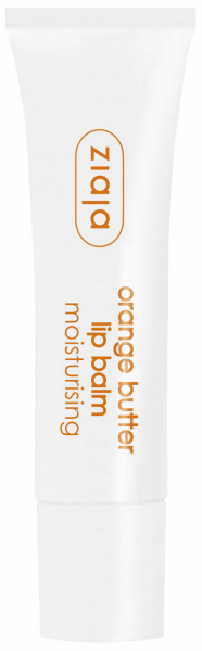 Orange Butter - Balsam de buze hidratant  10 ml 0