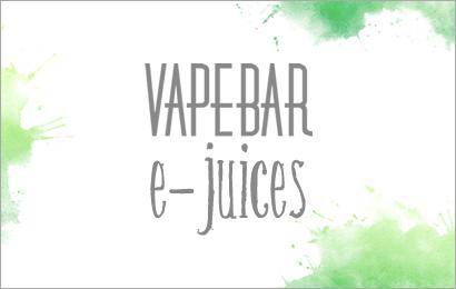 VAPEBAR E-juices