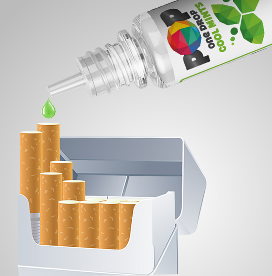 utilizare pop one drop arome tigari