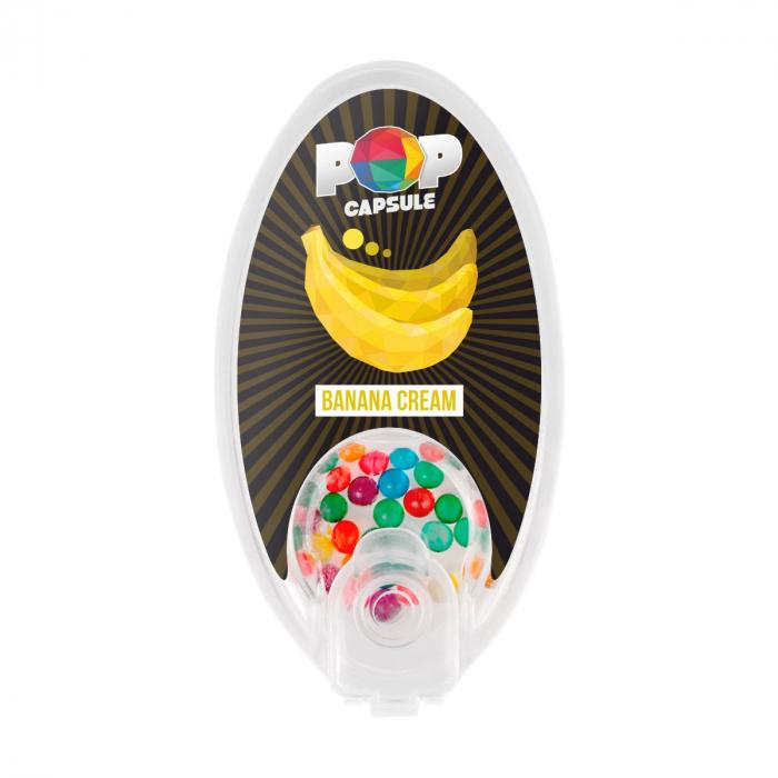 POP Capsule bile de aromatizante Banana tigari [0]