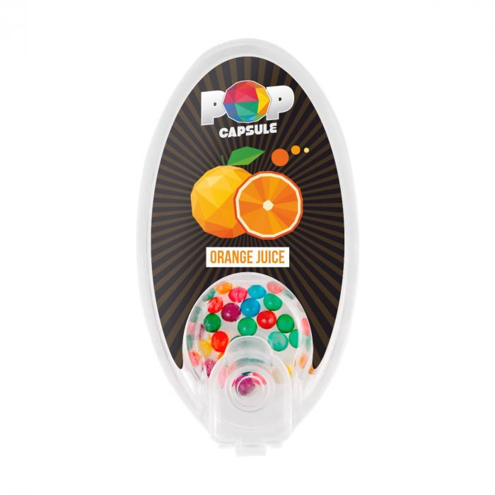 POP Capsule aromatizante portocala tigari click [0]