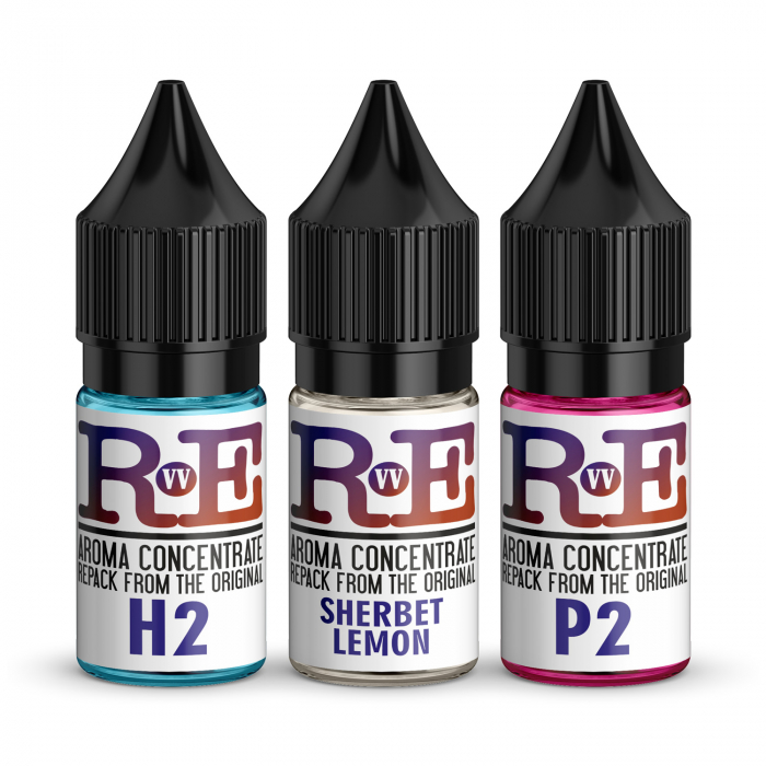 RE Vampire Vape Raspberry Sorbet Concentrate 10ml 0