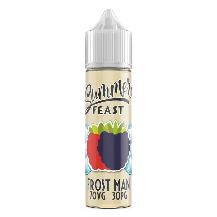 Summer Feast Frost Man eJuice 60ml 0