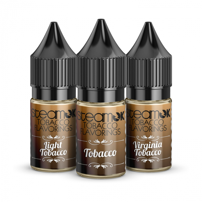 Tobacco Flowers 10ml 0