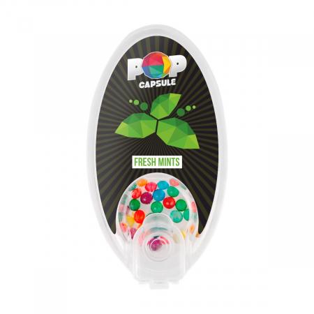 POP Capsula Aroma Tigari Green Mint 100 buc