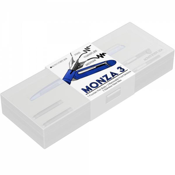 Stilou Set Monza 3 Blue (m, f, flex) Monteverde USA [2]