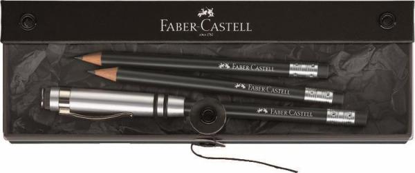 Set Faber-Castell Perfect Pencil Negru Design 0