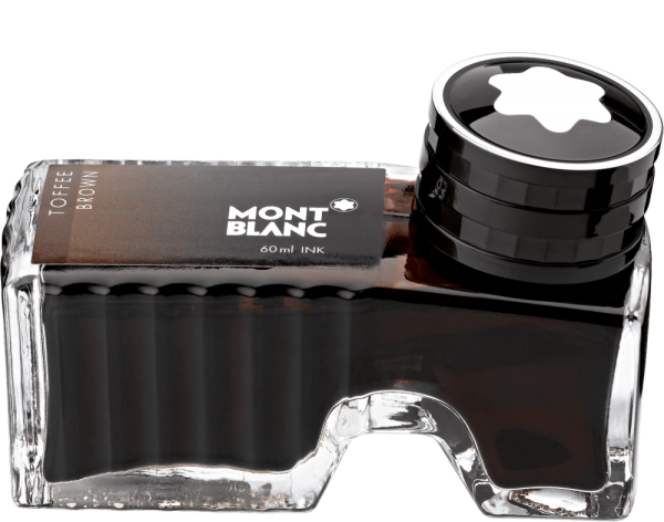 Calimara Cerneala MONTBLANC TOFFEE BROWN 60 ml 0