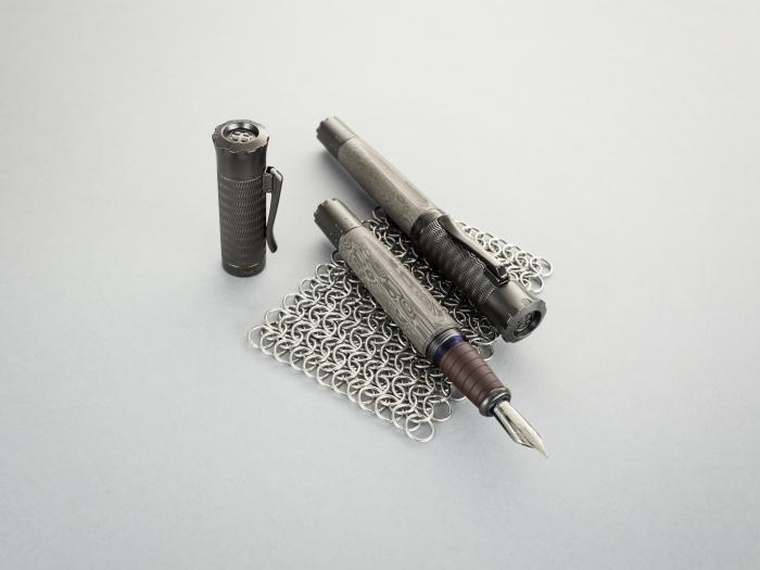 Pen of the year 2021 Graf Von Faber-Castell 7