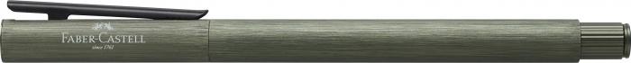 Stilou Neo Slim Aluminium Verde Faber-Castell 3