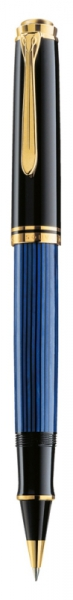 Roller Souveran R600 Negru-Albastru Pelikan 2